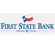 First State Bank (Athens, TX) logo