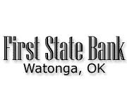 First State Bank (Watonga, OK) logo