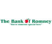 The Bank of Romney logo