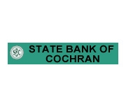 State Bank of Cochran logo
