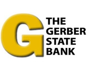 The Gerber State Bank logo