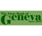 The State Bank of Geneva logo