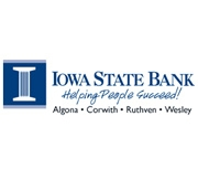 Iowa State Bank (Algona, IA) logo