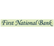 First National Bank (Greenfield, IA) logo
