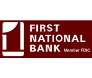 First National Bank (Camdenton, MO) logo