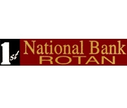 First National Bank (Rotan, TX) logo