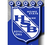 Home State Bank (Royal, IA) logo