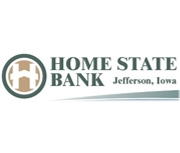 Home State Bank (Jefferson, IA) logo