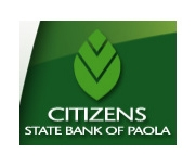 Citizens State Bank (Paola, KS) logo