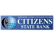 Citizens State Bank (Cadott, WI) logo