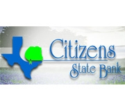 Citizens State Bank (Somerville, TX) logo