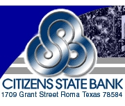 Citizens State Bank (Roma, TX) logo