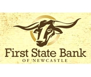 First State Bank of Newcastle logo