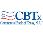 Commercial Bank of Texas, National Association logo