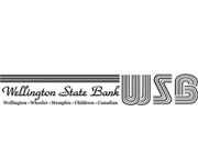 Wellington State Bank logo