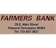 Farmers Bank (Parsons, TN) logo
