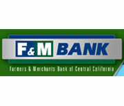 Farmers & Merchants Bank of Central California brand image
