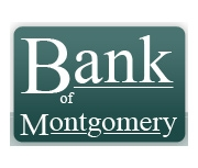 Bank of Montgomery (Montgomery, IL) logo