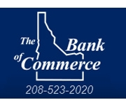 The Bank of Commerce (Ammon, ID) logo