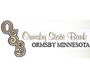 Ormsby State Bank logo