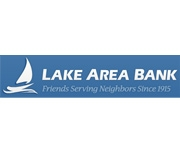 Lake Area Bank logo