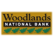 Woodlands National Bank logo