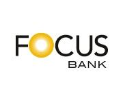Focus Bank logo