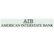 American Interstate Bank logo