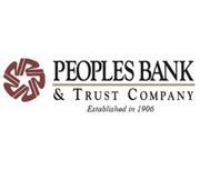 Peoples Bank & Trust Company (Manchester, TN) logo