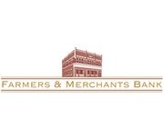 The Farmers & Merchants Bank (Berlin, WI) logo