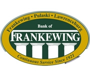 Bank of Frankewing logo