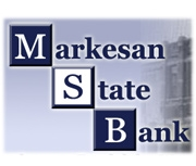 Markesan State Bank logo