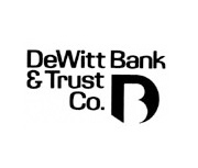 De Witt Bank and Trust Company logo