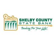 The Shelby County State Bank logo