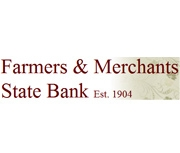 Farmers and Merchants State Bank of Blooming Prairie logo
