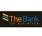 The Bank of Elk River logo