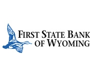 First State Bank of Wyoming logo