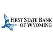 First State Bank of Wyoming logo