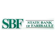 The State Bank of Faribault logo