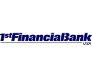 1st Financial Bank Usa logo