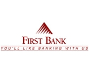 First Bank (Wadley, AL) logo