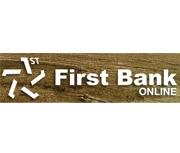 First Bank (Burkburnett, TX) logo