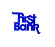 First Bank (Mccomb, MS) logo