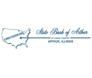 State Bank of Arthur logo