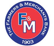 The Farmers and Merchants Bank (Boswell, IN) logo
