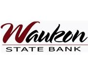 Waukon State Bank logo