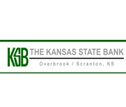 The Kansas State Bank Overbrook Kansas logo