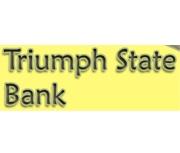 Triumph State Bank logo