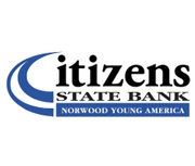 Citizens State Bank Norwood Young America logo