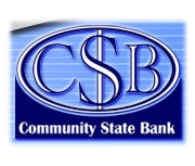 Community State Bank of Missouri logo